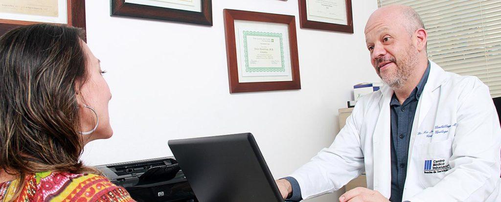 Servicios del Dr Usubillaga urología en Cali
