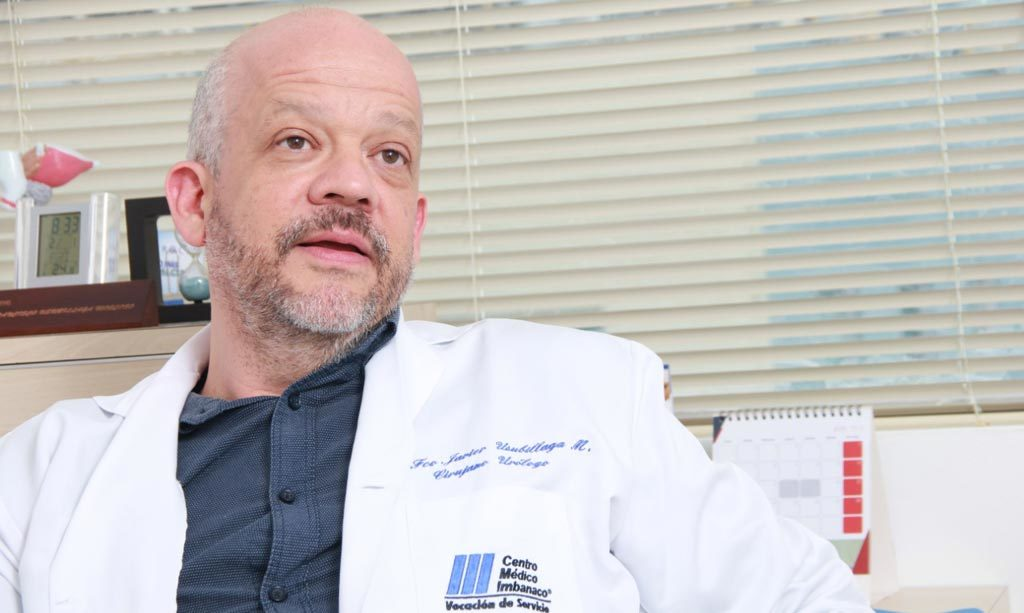 Doctor Francisco Javier Usubillaga